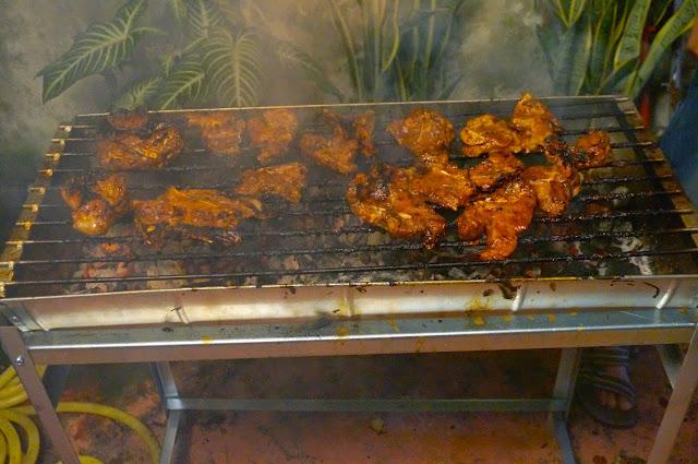 Adni Suite Homestay Seri Manjung Lumut | BBQ Set