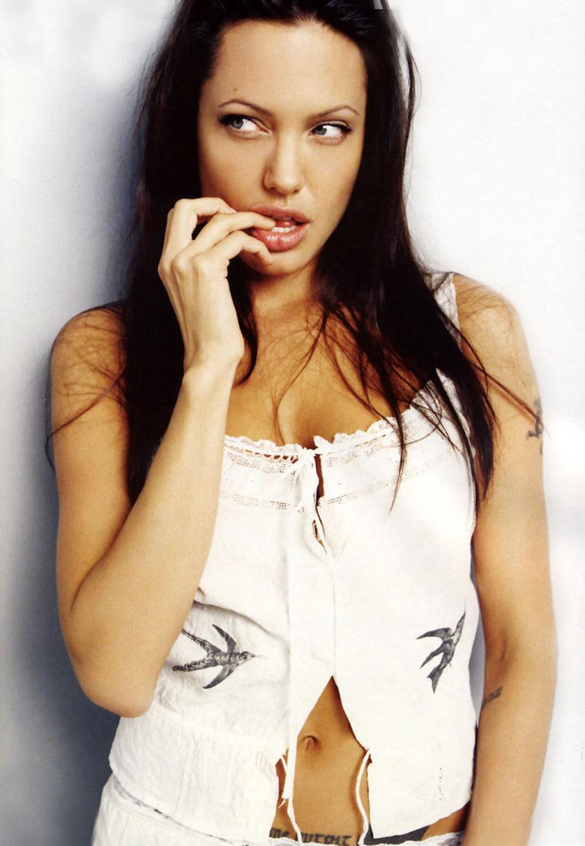 Angela Jolie Sexy Movie