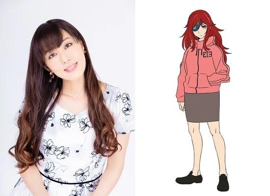 Yōko Hikasa se une al elenco como Karen.