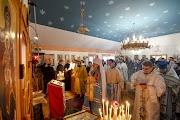 Orosz nyelven szentelték fel a debreceni Szent Háromság ortodox templomot
