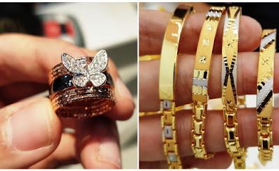 pusat jual beli perhiasan Jakarta