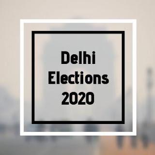 Delhi  चुनाव नतीजों पर विश्लेषण -2020