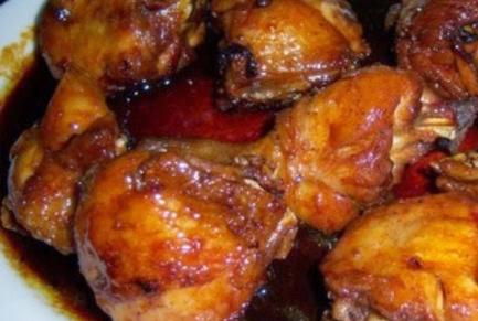 Daging Ayam Kecap