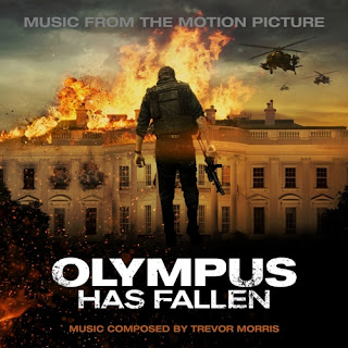 olympus has fallen soundtracks