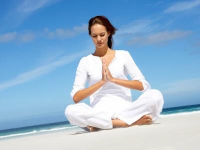 dieu tri hen suyen bang yoga, thien