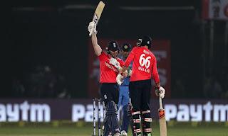 Eoin Morgan 51 vs India Highlights