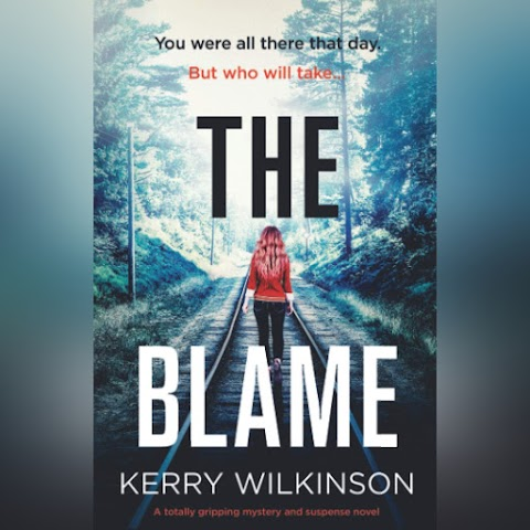 You were all there that day...But who will take...#TheBlame #Review #BooksOnTour #Mystery #Suspense #NetGalley @kerrywk @Bookouture
