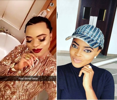 Are they siblings? See resemblance between Toyo Baby and Bobrisky