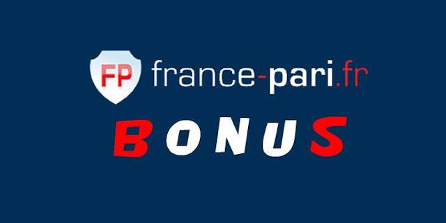 Bonus 200 € France-pari.fr - Site de paris sportifs et Pronostics en ligne