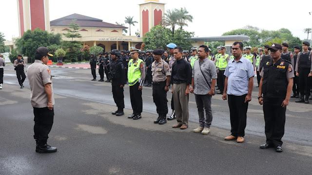 Tahun Baru Imlek, Polda Banten Siaga Pengamanan Di Vihara