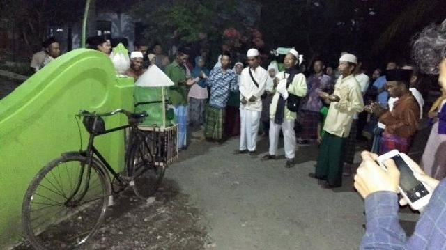 Subhanallah, 2 Lelaki Ini Mau Pergi Haji ke Mekkah Naik Sepeda, Ini Urutan Jalur yang Dilalui