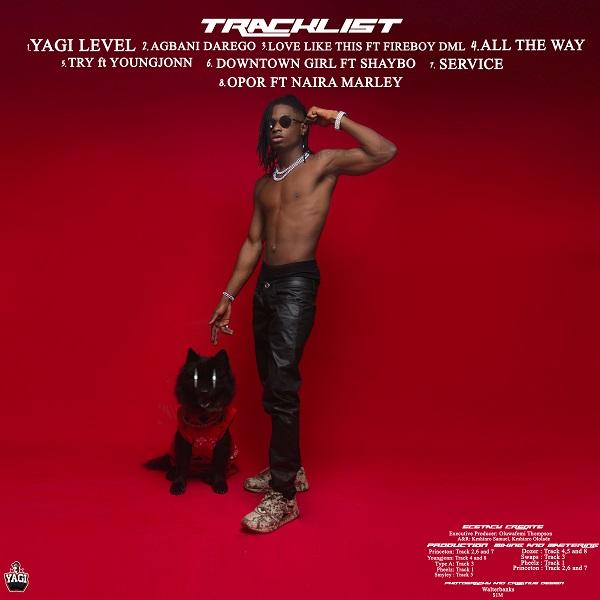 """Lil Kesh Unveils """"Ecstasy"""" Art & Tracklist; Features Fireboy DML & Naira Marley #Arewapublisize"""