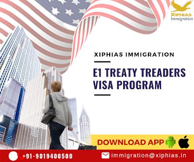 E-1 Treaty Traders Visa Program