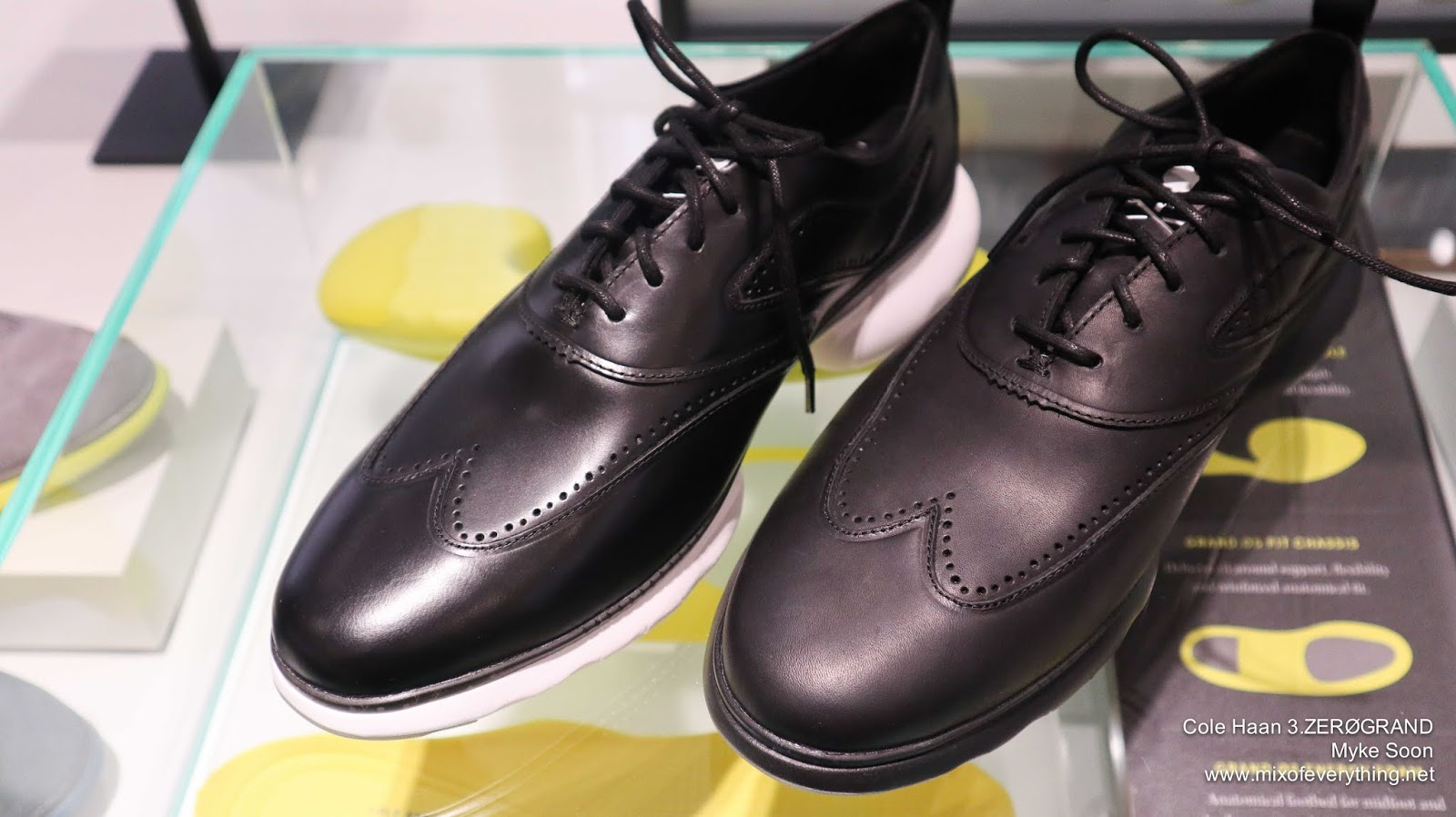 940879e853f Cole Haan Disrupting the footwear game with 3.ZERØGRAND - Hello ...