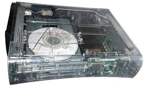 Innovador diseño de objetos transparentes.