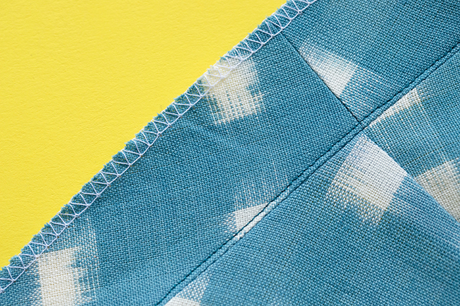How to understitch like a pro by Tilly and the Buttons