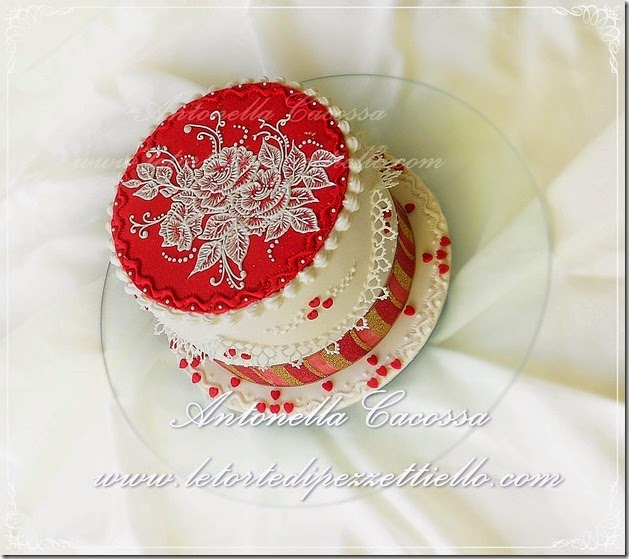 http://www.letortedipezzettiello.com/2014/04/torta-decorata-brush-embroidery.html