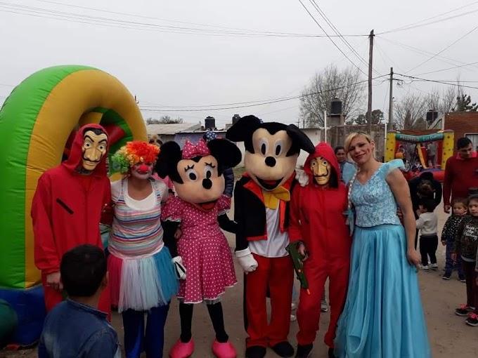 Cortes Solidarios: En el Día de Las Infancias cortarán el pelo gratis a los niño/as en VGG