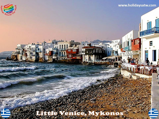 The most important tourist activities in Mykonos, Greece
