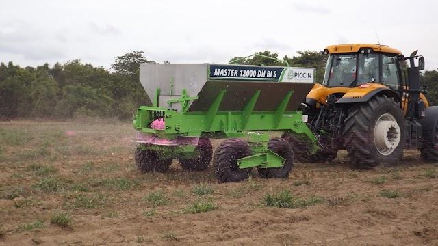 Agricultura de precisão proporciona redução de custos nos insumos com aumento da produtividade