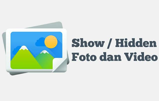 Cara Mudah Menyembunyikan File Video dan Foto di HP Xiaomi Android