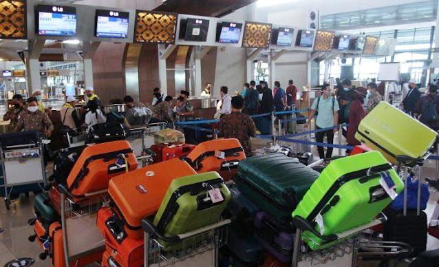 Ratusan Jamaah Asal Indonesia Berangkat Umroh Hari Ini