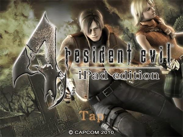 Apple | Resident Evil4 Mobile Edition / iPad Edition / Zeebo Edition
