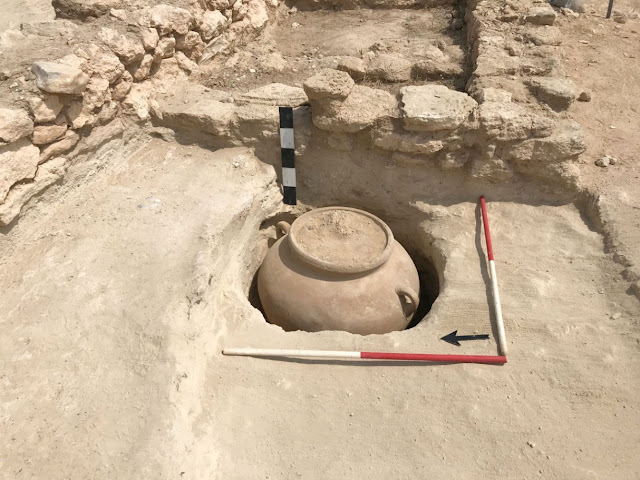 2018 excavations at the Pyla Kokkinokremos site in Cyprus concluded
