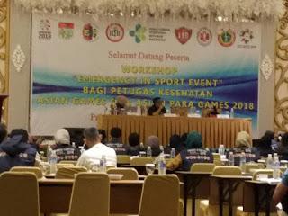 Kemenkes Siap Sambut Asian Games