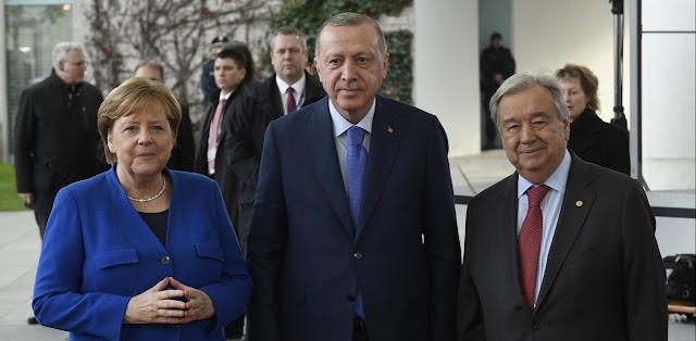 Η σύνοδος στο Βερολίνο έγινε για να αλώσει η Τουρκία τη Λιβύη;