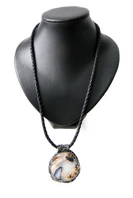 купить авторские украшения из бисера и камней с доставкой в москву