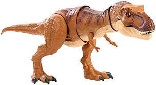 Jurassic World Thrash n' Throw T-Rex