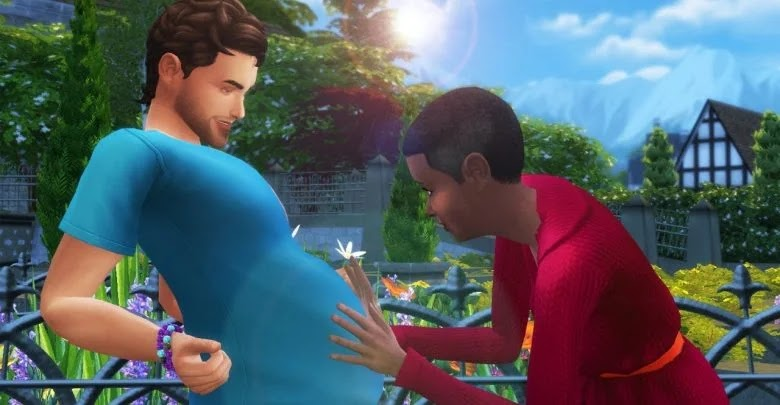 How to get a man pregnant in The Sims 4: Get to Work!