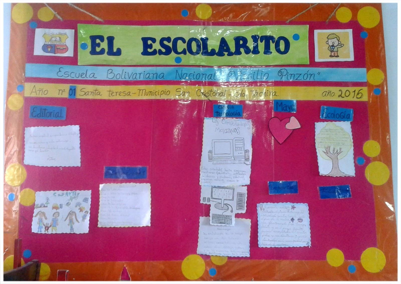 Escuela bolivariana virgilio pinz n peri dicos murales de for Diario el mural de jalisco