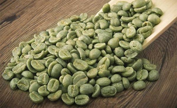 cà phê xanh là gì