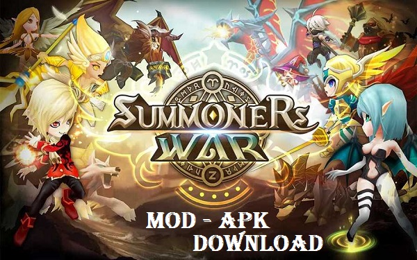Summoners War MOD APK Android No Root Free Download