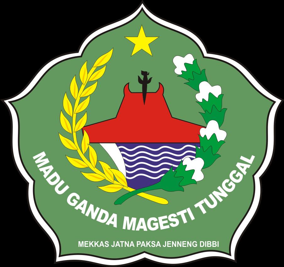Logo Kabupaten Pamekasan Kumpulan Logo Lambang Indonesia