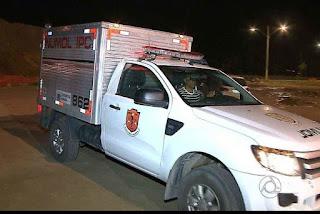 Casal morre após colidir moto em caminhão no município de Queimadas