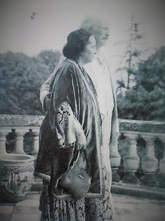 Helena i Ignacy Paderewscy - 1929