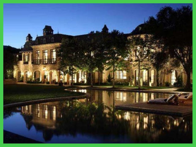 Dr Dre's Brentwood Mansion