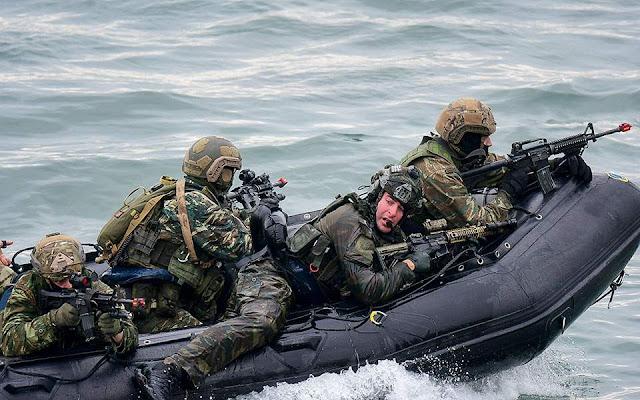 Αναβάθμιση Ειδικών Δυνάμεων με αμερικανικά πρότυπα