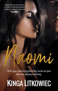 Naomi książka