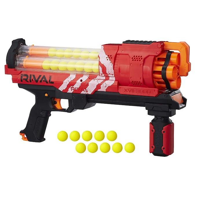 Tổng hợp các mẫu súng Nerf Rival đẹp mê dành cho bạn