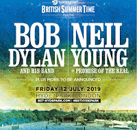 Neil Young - Bob Dylan 2019