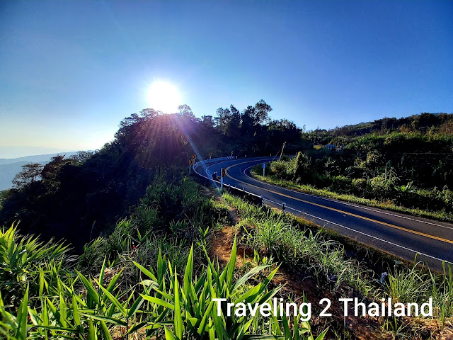 Traveling in Thailand