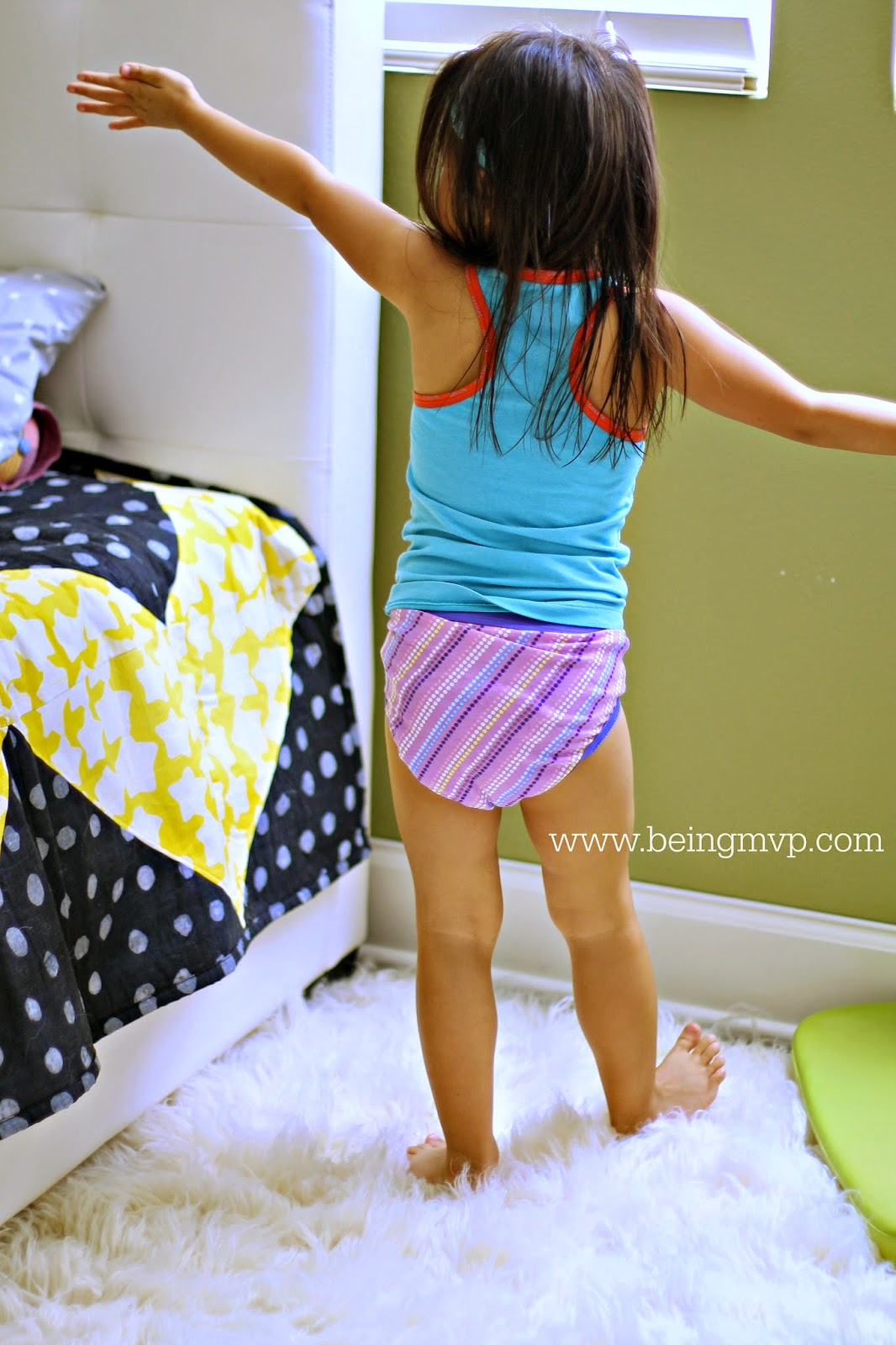 Being Mvp How To Handle Bedwetting Trufitwalmart Ad