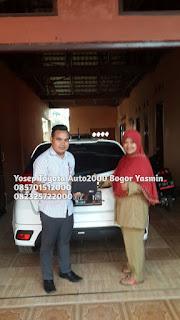 Promo Toyota New Yaris di Kota Bogor bulan April 2016