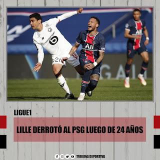 LILLE vs PSG, UNA FINAL ADELANTADA