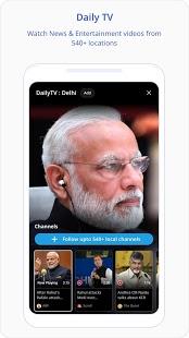 Dailyhunt (Newshunt) News v14.0.6 [Ad Free] Apk