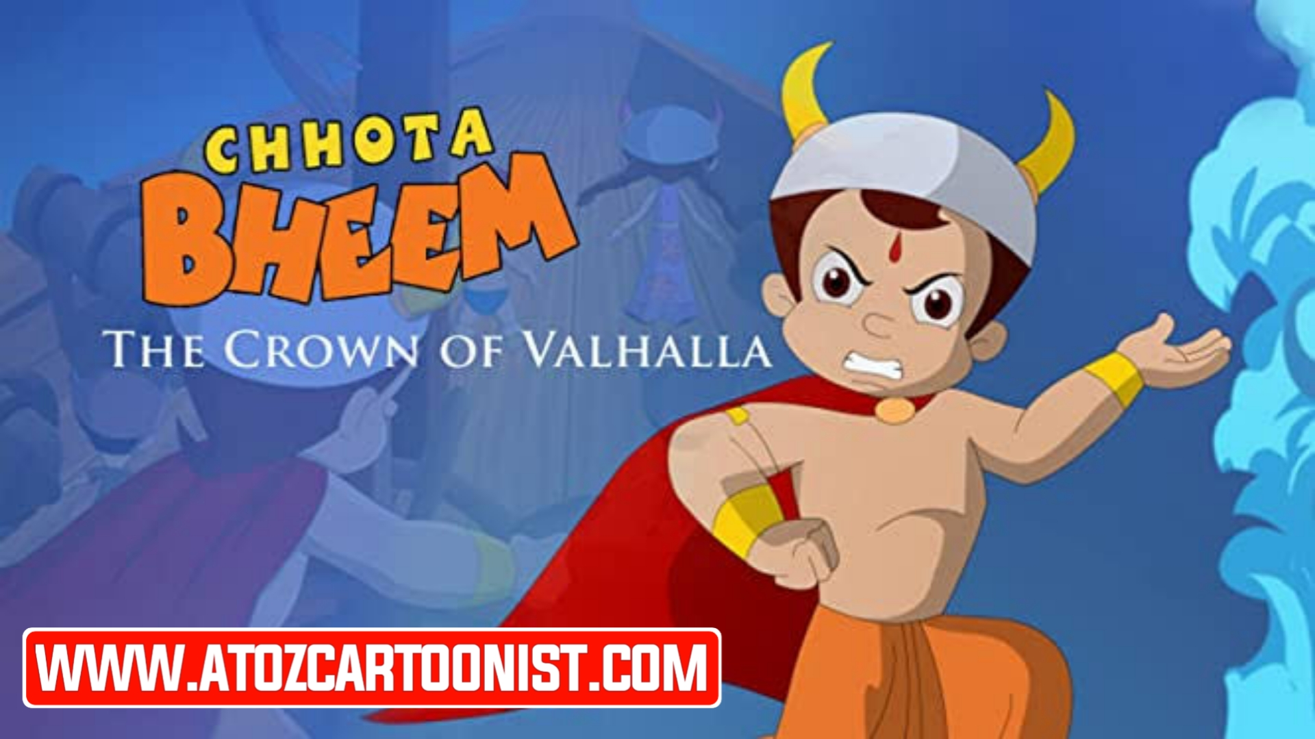 CHHOTA BHEEM AND THE CROWN OF VALHALLA FULL MOVIE IN HINDI & TAMIL DOWNLOAD (480P, 720P & 1080P)